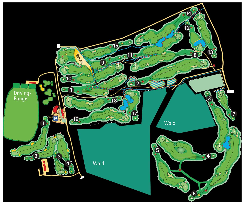 Golfclub Donau-Riss Anlage