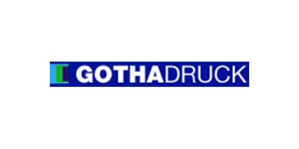 Sponsorenlogo Gothadruck