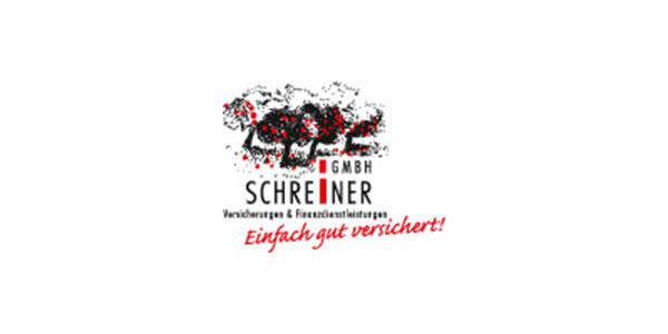 Sponsorenlogo Schreiner Versicherungen