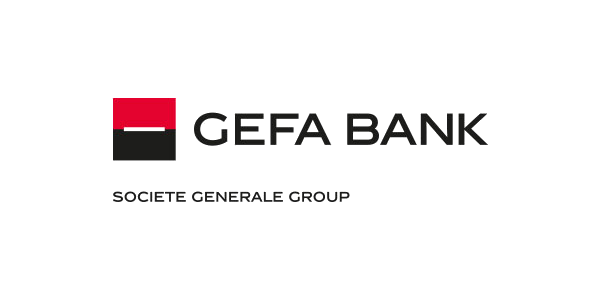 Sponsorenlogo GEFA Bank
